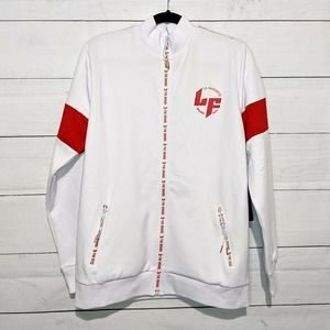 NWT LF the Brand Logo Track Jacket Athletic